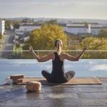 Peças de yoga Cortiçeira Viking