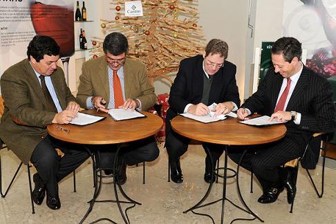 Presidentes das Associações assinam protocolo