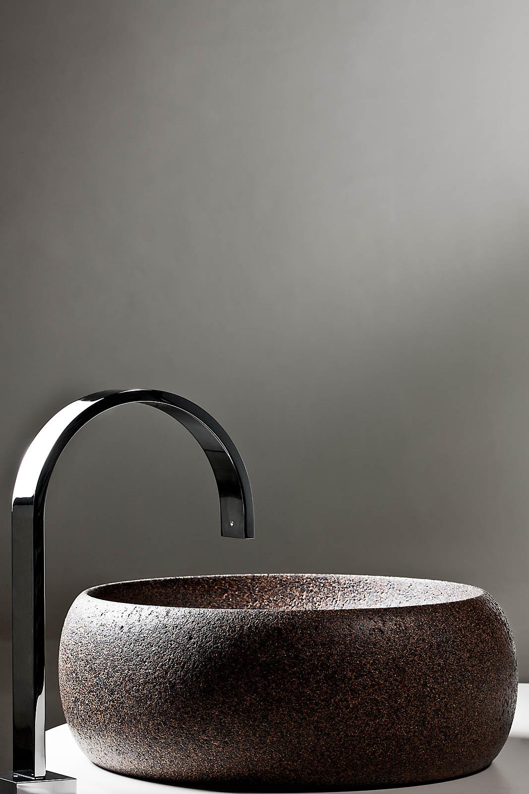Cork hand basin