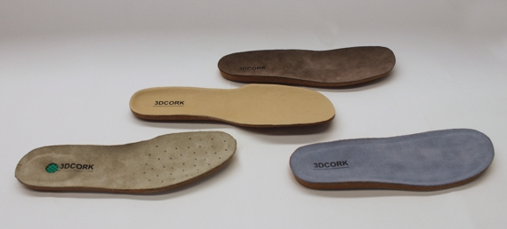 Insole for heavy people