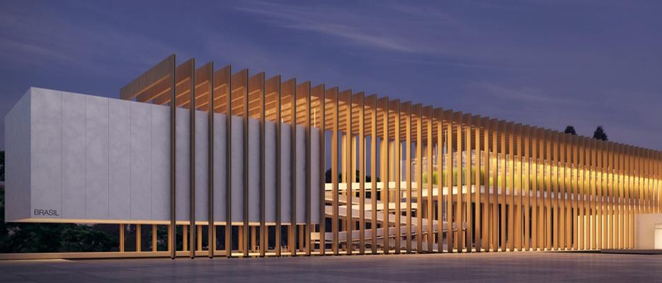 Brazil Pavilion, Expo Milan 2015