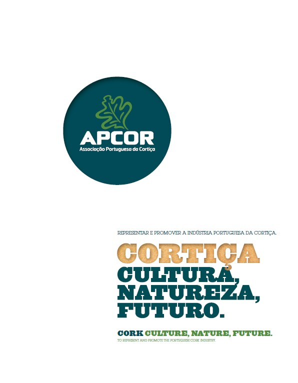APCOR Institutional Brochure in Portuguese and English
