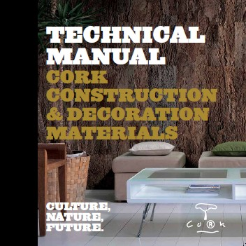 Information about cork us a construction and bulding material