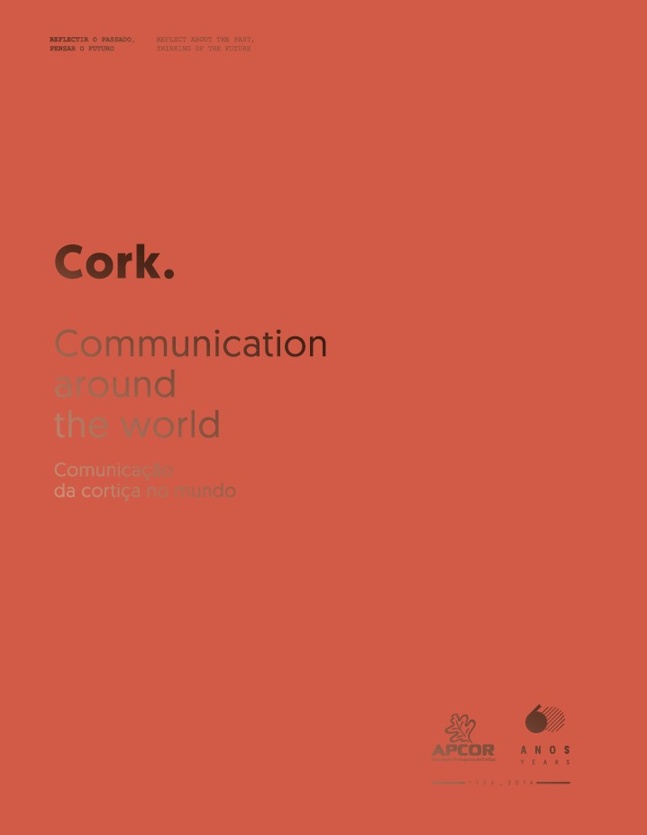 Cork.Communication around the world.