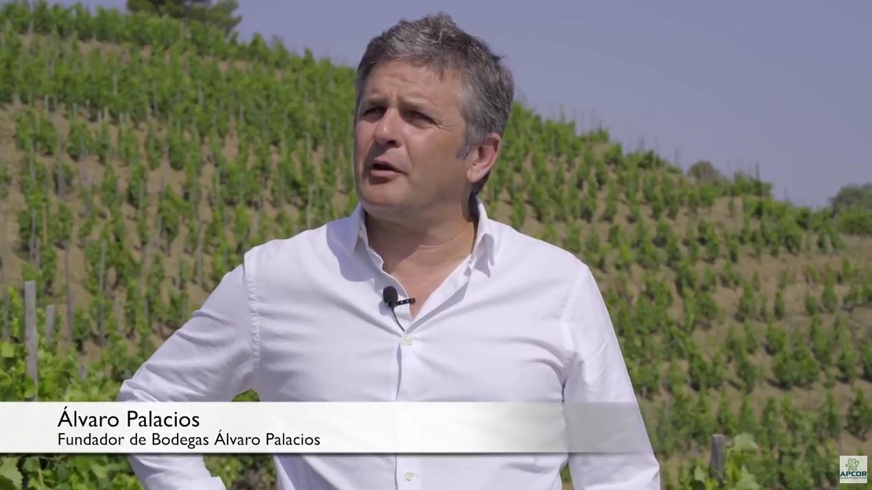 Álvaro Palacios – Bodegas Palacios Remondo