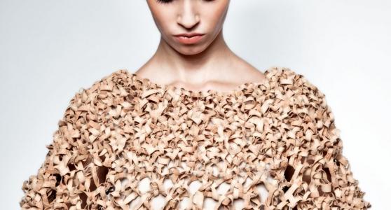 Cork knit