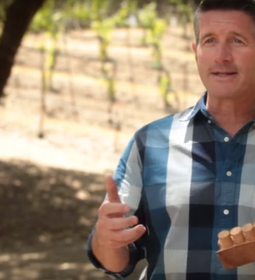 Corey Beck | Coppola Winery | 100% Cork Coalition