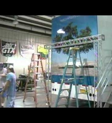 Decork Tour 2010 | Building the truck