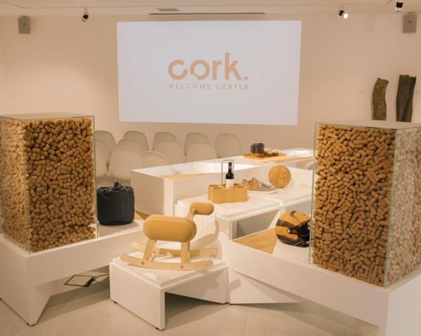Cork Welcome Center