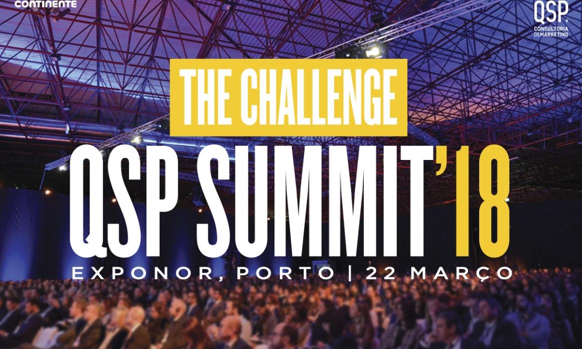 QSP Summit 2018 já abriu as inscrições