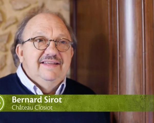 Château Closiot | Bernard Sirot