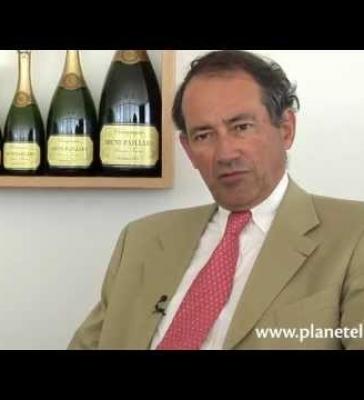 Bruno Paillard de la Maison Paillard (FR)