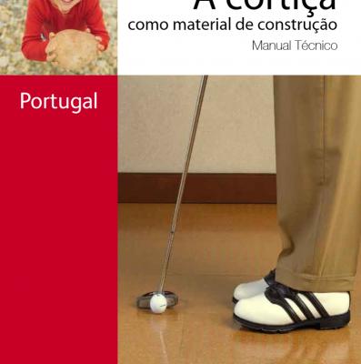 A cortiça como material de construção – Manual Técnico