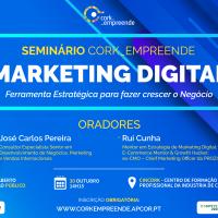 Seminário sobre Marketing Digital