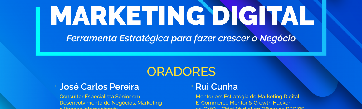 Seminário sobre Marketing Digital