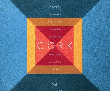 Cork – What a beautiful idea is a brochure dedicate to cork materials