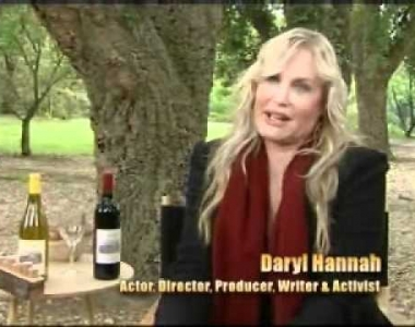 Daryl Hannah on the Benefits of Cork