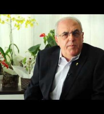 Carlos Cabral, embaixador da cortiça no Brasil