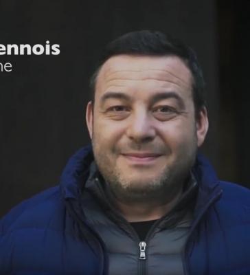 Gregory Viennois – Domaine Laroche