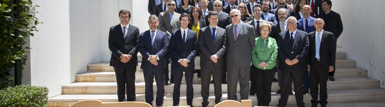 Ministro da Economia visitou o setor da cortiça