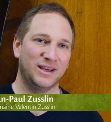 Valentin Zusslin Alsace | Jean-Paul Zusslin