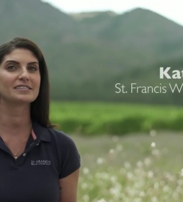 Katie Madigan – St Francis Winery and Vineyards