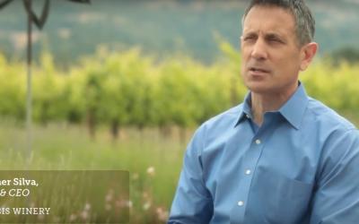 Christopher Silva | St. Francis Winery | 100% Cork Coalition
