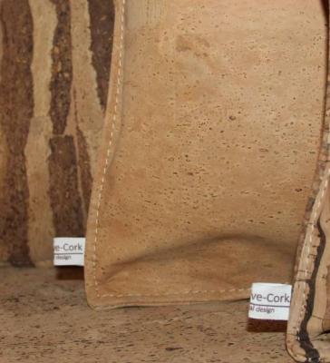 Cork wool