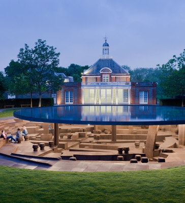 2012 Pavilion Serpentine Gallery