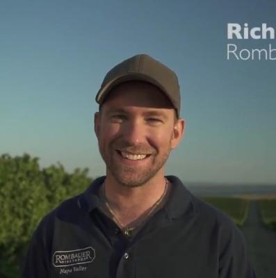 Richie Allen – Rombaeur Winery