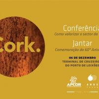 "APCOR promove conferência ""Como valorizar o sector da cortiça"""
