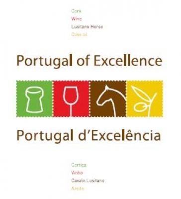 Brochura Parceria Cortiça, Azeite, Vinho e Cavalo Puro Sangue Lusitano