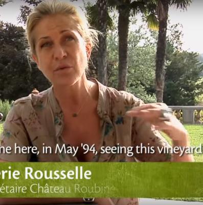 Valerie Rouselle, Chateau Roubine (EN)