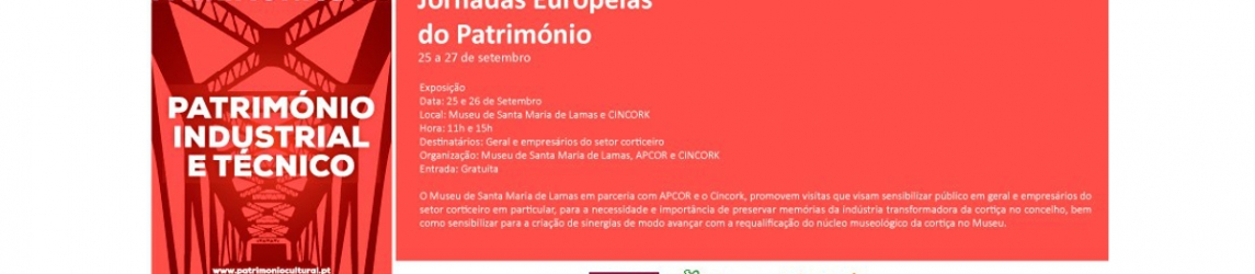 Participe nas Jornadas Europeias do Património e visite o Museu de Santa Maria de Lamas