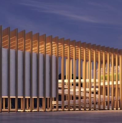 Pavilhão do Brasil na Expo Milão 2015